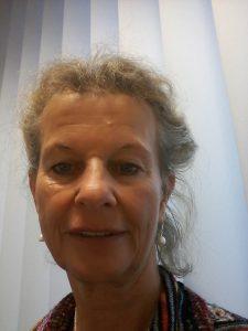 Schulärztin Sabine Widmann