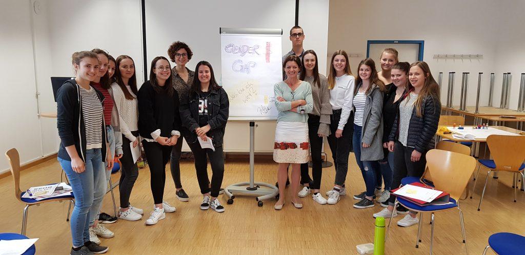 Workshop Frauen im Brennpunkt