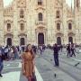 Sabrina in Mailand