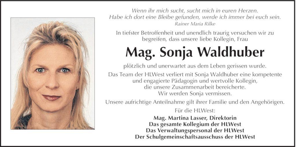 Sonja Waldhuber