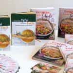 Die HLWest Kochbücher - alt und neu